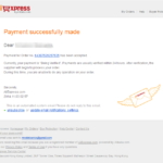 AliExpress.com: Your order xxxxx has been paid successfully