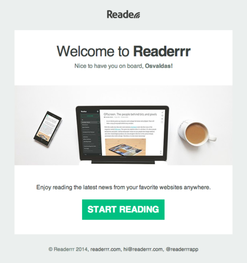 Welcome to Readerrr