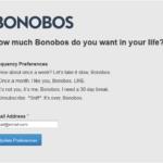 Bonobos: отписка от рассылки