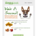 DoggyLoot: брошенная корзина