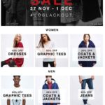 Urban Outfitters: Black Friday