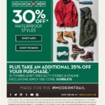 Timberland: Daily Deal #5 — It's Black Friday Time!