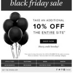 Tradesy: black friday